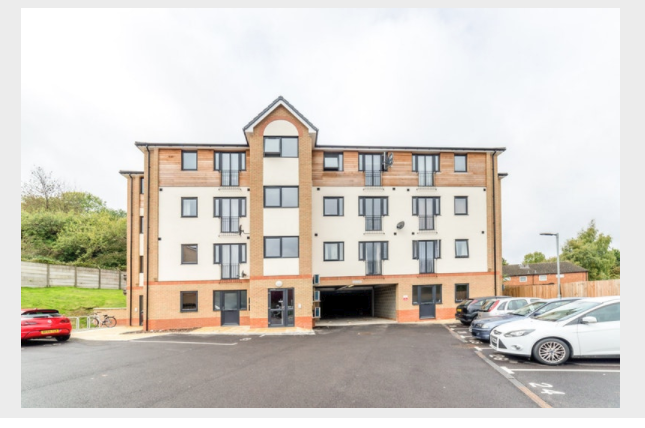 Thumbnail Flat for sale in Mulberry Close, Luton