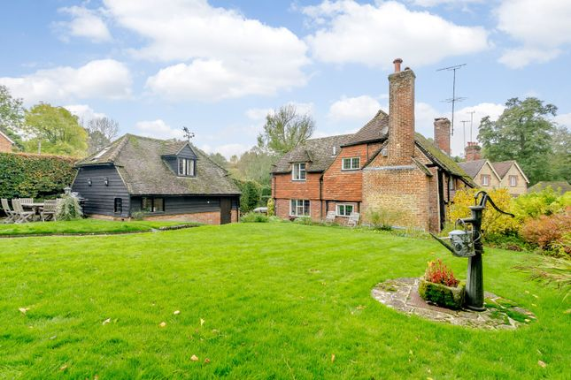 Thumbnail Detached house for sale in Thorncombe Street, Bramley, Guildford