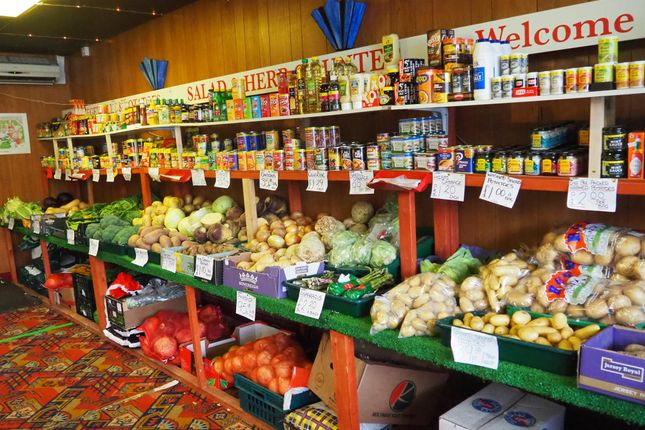 Thumbnail Retail premises for sale in Fruiterers & Greengrocery NE37, Tyne And Wear