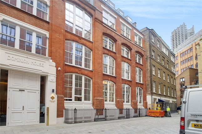 Thumbnail Flat for sale in Dominion House, Bartholomew Close, London