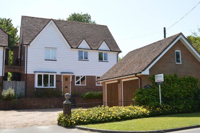 Thumbnail Detached house for sale in High Street, Burwash