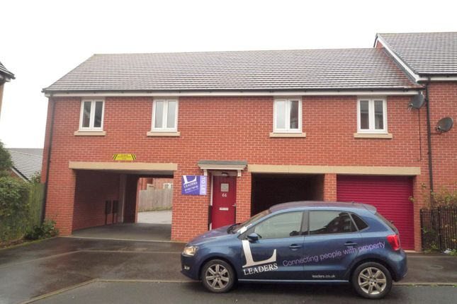 Thumbnail Property to rent in Jack Russell Close, Stroud