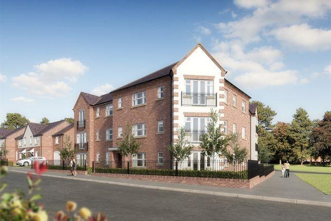 Thumbnail Flat for sale in Gospel Oak Road, Ocker Hill, Tipton
