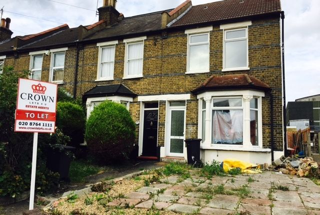 End terrace house to rent in Handcroft Road, Croydon