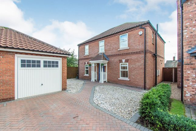 Thumbnail Detached house for sale in Priory Gardens, Hatfield, Doncaster