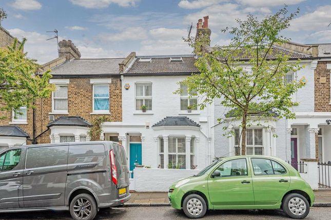 4 bed terraced house for sale in Lidyard Road, London N19