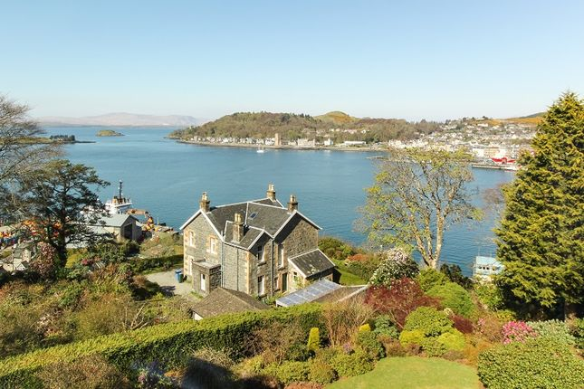 Thumbnail Detached house for sale in Crannaig A Mhinister, Oban