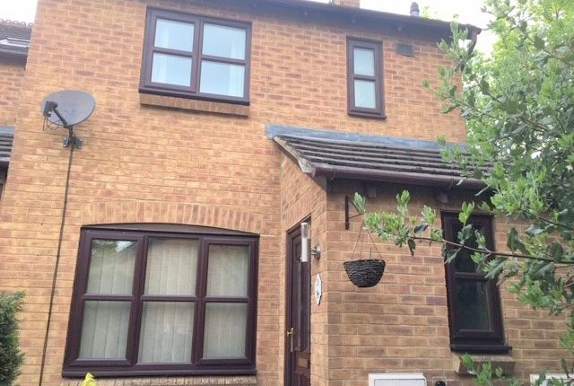Thumbnail Semi-detached house to rent in Hollybush Close, Cepen Park North, Chippenham, Wiltshire