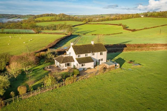 Thumbnail Detached house for sale in Kennerleigh, Crediton