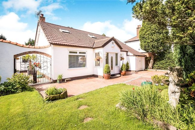 Thumbnail Bungalow for sale in Chester High Road, Burton, Neston