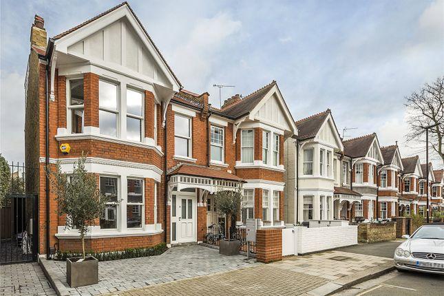 Thumbnail Semi-detached house for sale in Alwyn Avenue, London