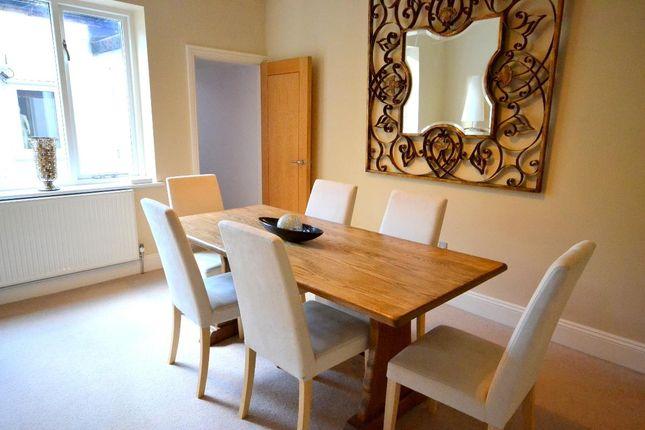 Dining Room of St. Christophers Home, Abington Park Crescent, Abington, Northampton NN3
