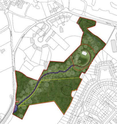 Thumbnail Land for sale in Englands Lane, Loughton