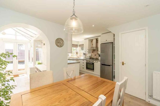 Thumbnail Detached house for sale in Ramsey Meadows, Shrewsbury