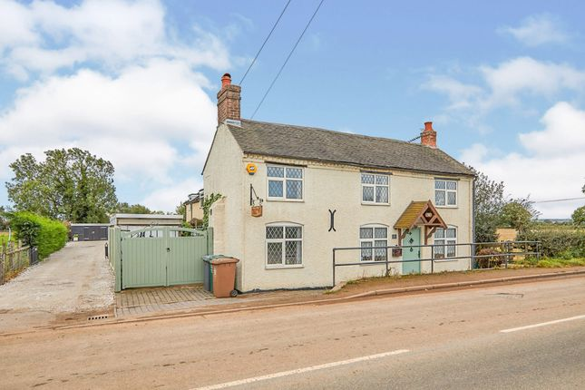 Thumbnail Cottage for sale in Uttoxeter Road, Foston, Derby