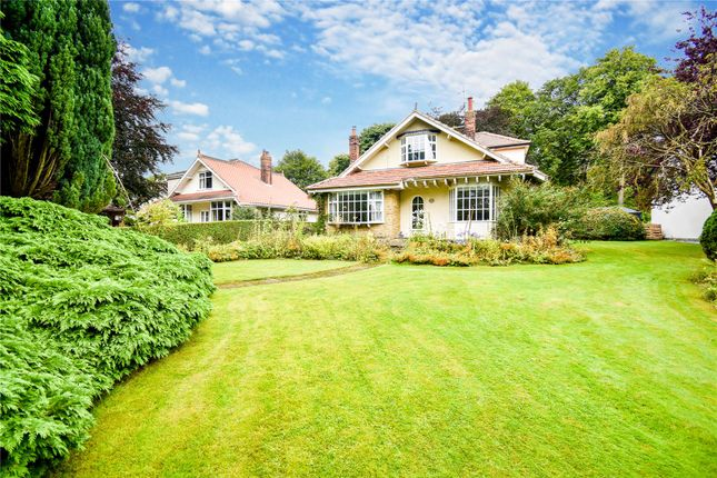 Thumbnail Detached house for sale in Marcliff Crescent, Listerdale, Rotherham