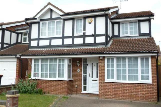 Thumbnail Detached house to rent in Milton Way, Houghton Regis, Dunstable