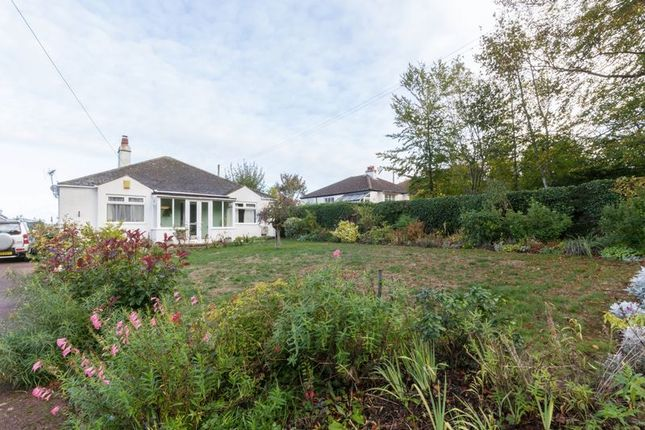 Thumbnail Detached bungalow for sale in Rectory Lane, Barham, Canterbury