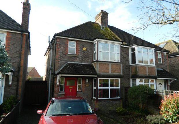 Thumbnail Property to rent in Depot Road, Horsham