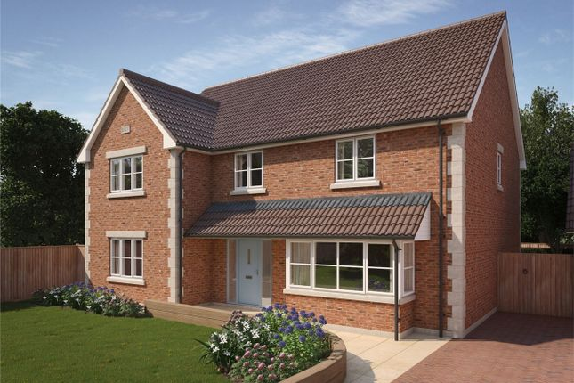 Thumbnail Detached house for sale in Chestnut House, Red Gables, Hilperton Road, Trowbridge, Wiltshire