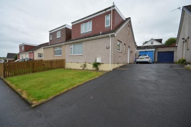 Thumbnail Semi-detached house for sale in Hunter Road, Crosshouse