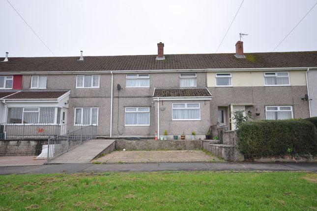 Terraced house for sale in Russell Terrace, Carmarthen