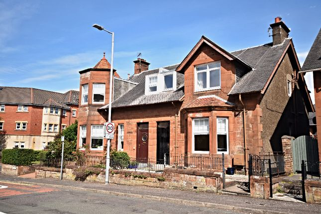 Thumbnail Flat for sale in Dongola Road, Ayr, South Ayrshire