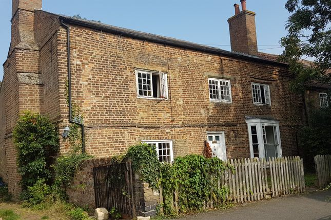 Thumbnail Detached house for sale in West End, March, Cambs