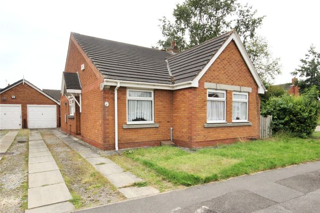 Thumbnail Bungalow for sale in Forester Way, Hull