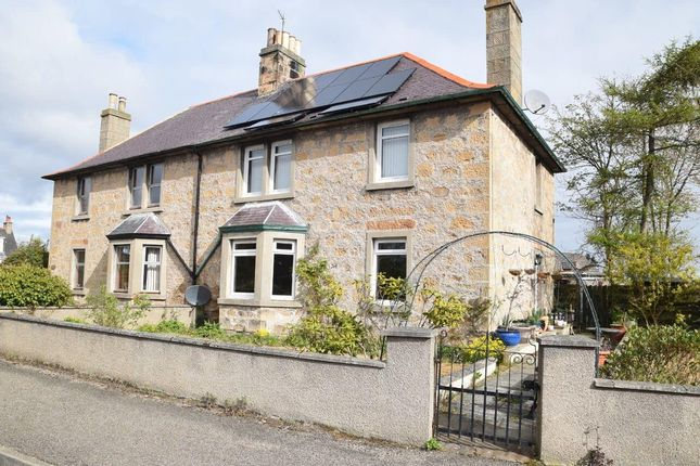 Thumbnail Semi-detached house for sale in Cromartie Gardens, Tain