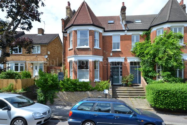 Thumbnail End terrace house for sale in Quernmore Road, Stroud Green, London