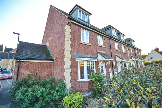 Thumbnail End terrace house to rent in Parsons Close, Dursley