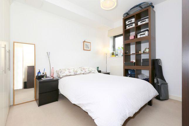 Bedroom of Culverin Court, 2 Hornsey Street, London N7