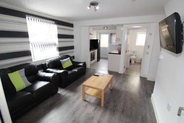 Thumbnail Flat to rent in St Stephens, Preston