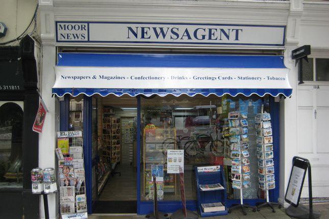 Thumbnail Retail premises for sale in 20 Kiligrew Street, Falmouth