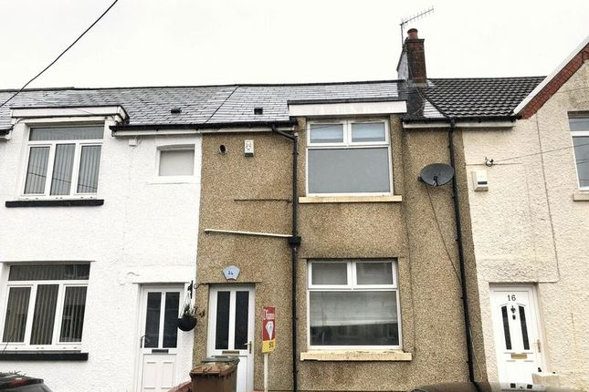 Thumbnail Terraced house to rent in Southpandy Road, Caerphilly
