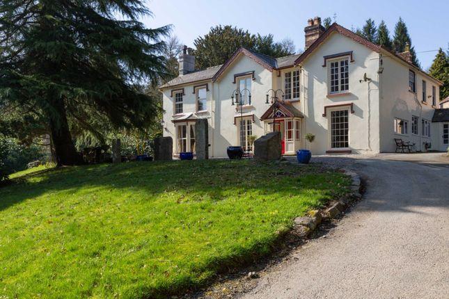 Thumbnail Property for sale in Llanfair Caereinion, Welshpool, Powys