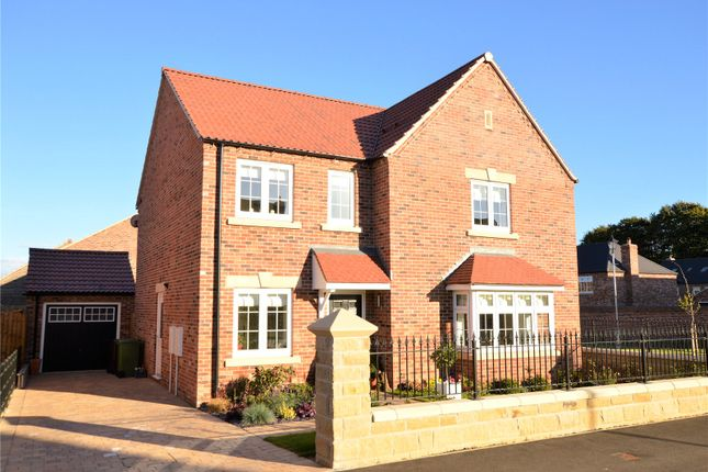 Thumbnail Detached house for sale in Ingbarrow Gate, Wetherby, West Yorkshire