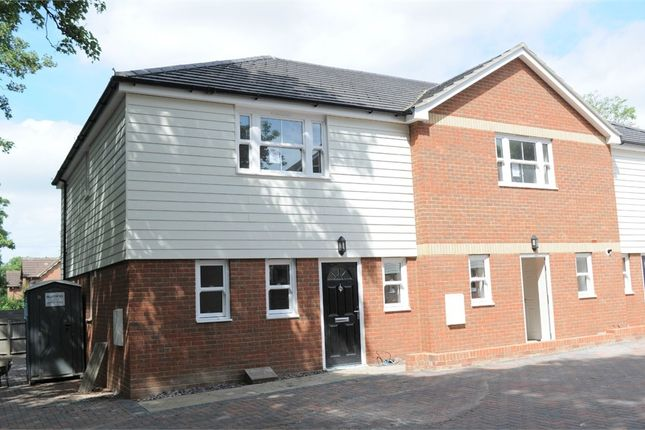 Thumbnail End terrace house for sale in Pitfield, Great Baddow, Chelmsford, Essex