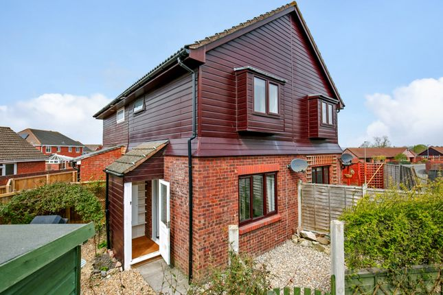 Thumbnail Mews house to rent in Danvers Way, Westbury