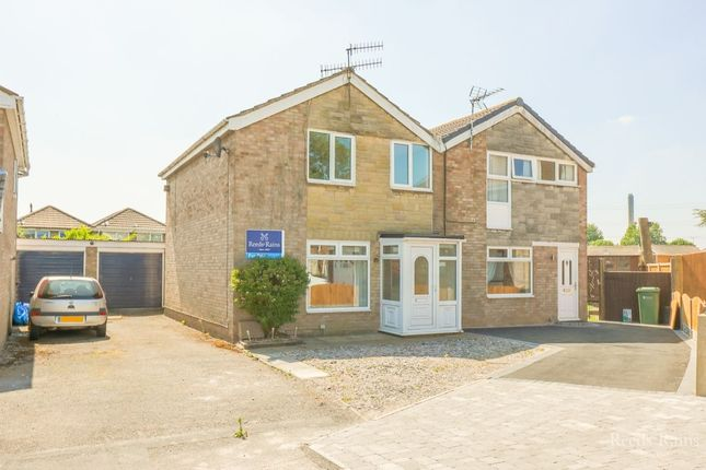 Thumbnail Semi-detached house to rent in Farmdale Drive, Elton, Chester