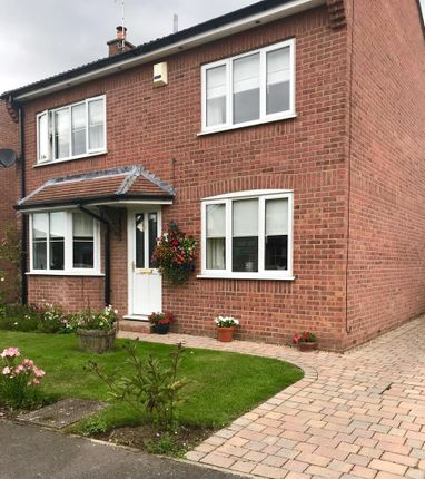 Thumbnail Detached house to rent in Forest Close, Wigginton, York