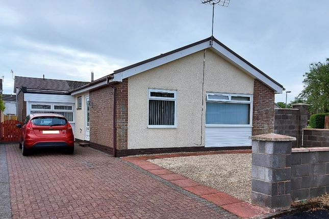 Thumbnail Bungalow for sale in Duddingston Ave, Kilwinning