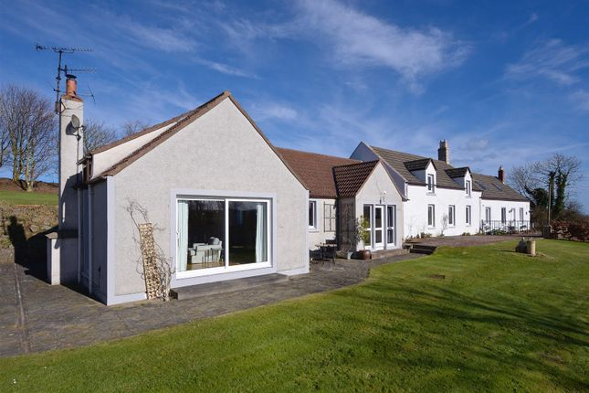 Thumbnail Detached house for sale in Coldingham, Eyemouth