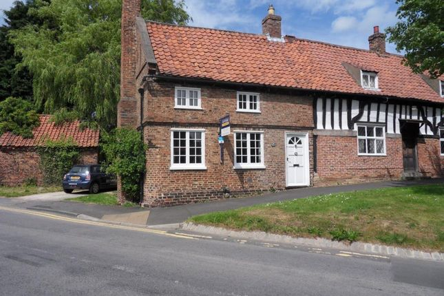 Thumbnail End terrace house to rent in Uppleby, Easingwold, York