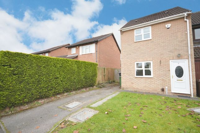 2 bed end terrace house for sale in Crimscote Close, Shirley, Solihull