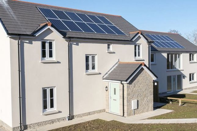 Thumbnail Detached house for sale in Plot 6, Green Meadows Park, Tenby