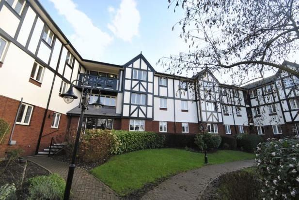 Thumbnail Flat to rent in Queens Park View, Handbridge, Chester