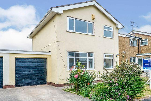 Thumbnail Link-detached house for sale in Bryn Avenue, Kinmel Bay, Rhyl, Conwy
