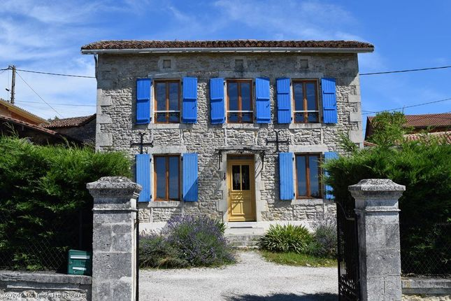 3 bed property for sale in Ruffec, Poitou-Charentes, 16450, France